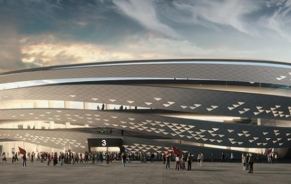 הרחבת אצטדיון בלומפילד 23,000 (הצעה)