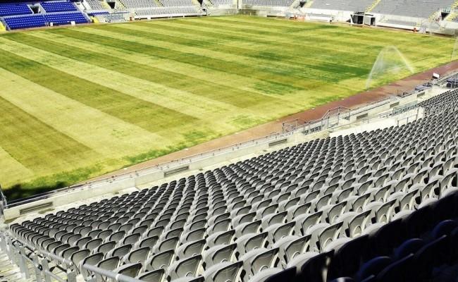האצטדיון המשופץ  – בלומפילד